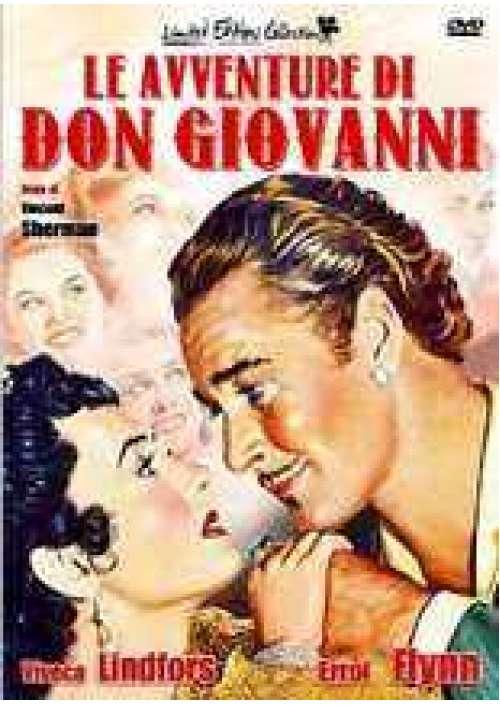 Le Avvenure di Don Giovanni