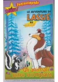 Le Avventure di Lassie - Gli Animali sono scomparsi