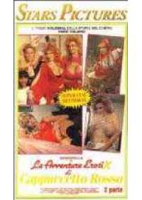 Le Avventure erotix di Cappuccetto Rosso - 2 parte