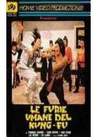 Le Furie umane del kung fu