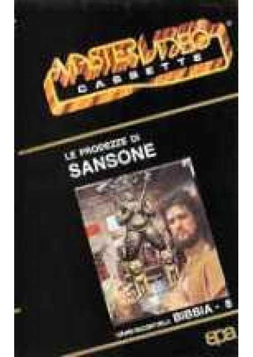 Le Prodezze di Sansone