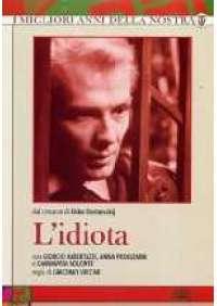 L'Idiota (3 dvd)