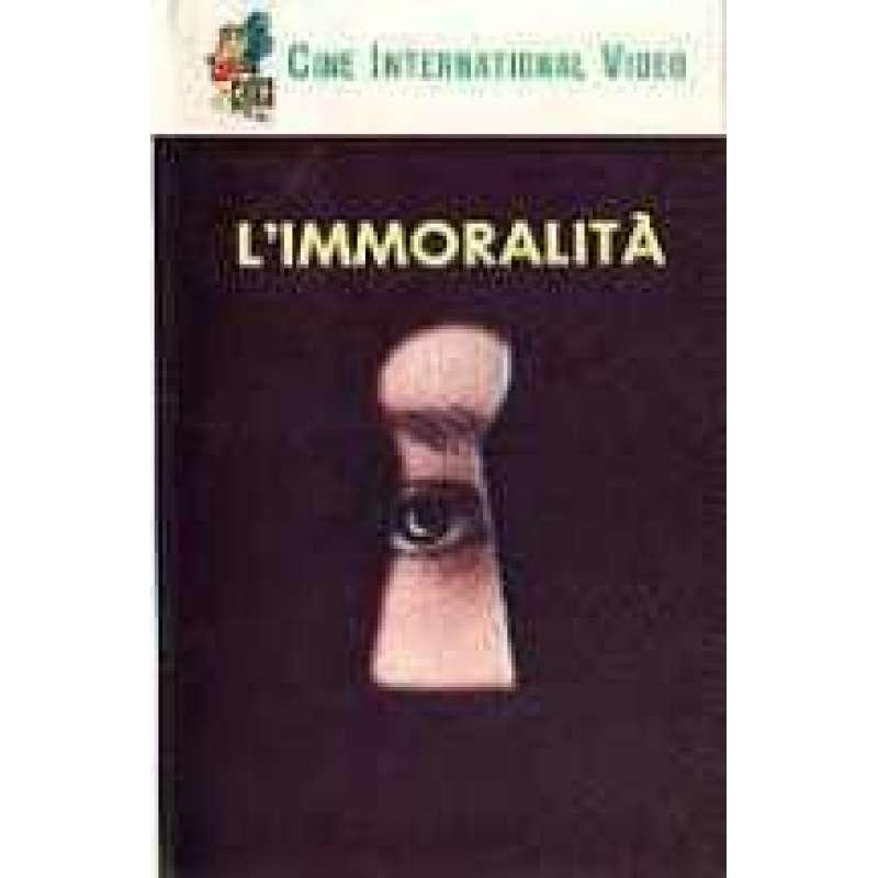 Limmoralita L'immoralità cz