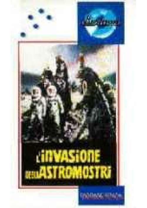 L'Invasione degli Astromostri