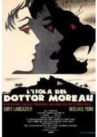 L'Isola del Dottor Moreau (dvd + libro)