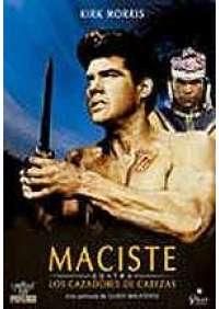 Maciste contro i cacciatori di teste (in spagnolo)