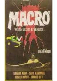 Macrò - Giuda uccide il Venerdi' (Ntsc)