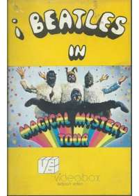 I Beatles in Magical Mystery Tour