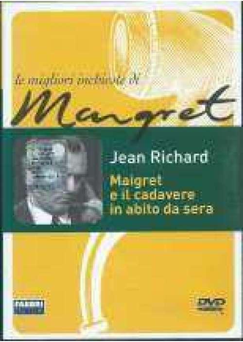 Maigret - Maigret e il cadavere in abito da sera