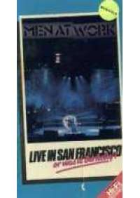 Man at work - Live in S. Francisco