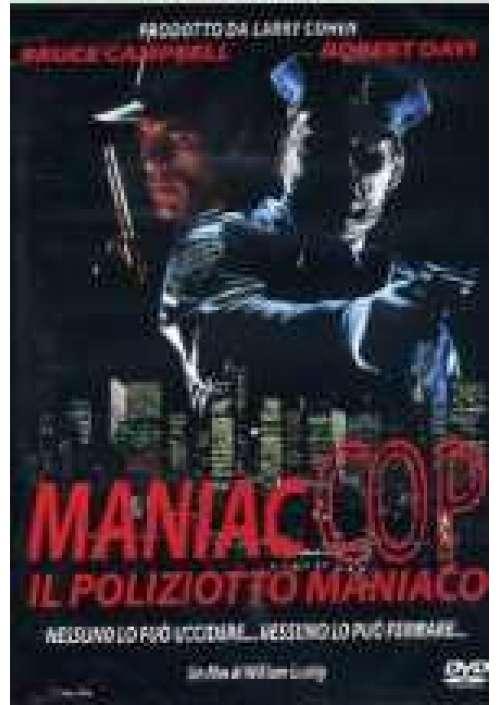 Maniac Cop - Il Poliziotto maniaco