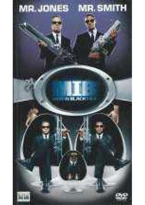 Men in Black I & II (4 dvd)