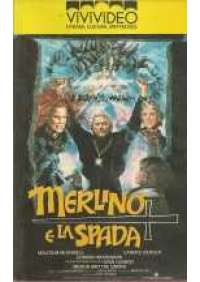 Merlino e la spada
