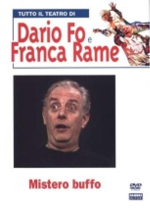 Mistero Buffo Vol. 1 e 2 (2 dvd)