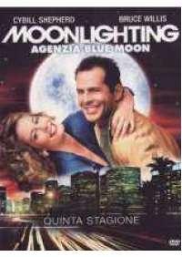 Moonlighting - Stagione 5 (4 dvd)