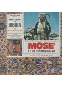 I Grandi racconti della Bibbia - Mosè e i 10 comandamenti (Super8)