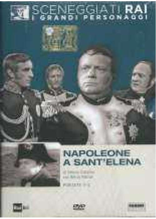 Risultati immagini per napoleone a sant'elena sceneggiato