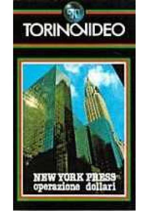 New York press operazione dollari