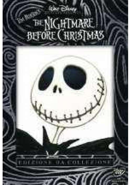 Nightmare before Christmas (2 dvd)