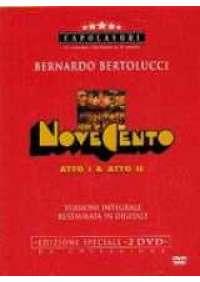 Novecento atto I° e II°  (2 dvd)