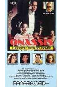 Onassis - L'Uomo più ricco del mondo (2 Vhs)
