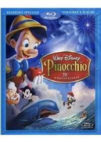 Pinocchio (2 Blu Ray + Dvd)