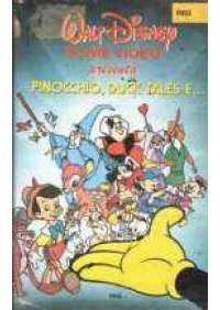 Pinocchio, Duck Tales, e...
