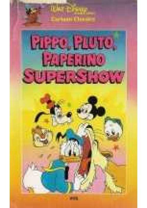 Pippo pluto paperino supershow