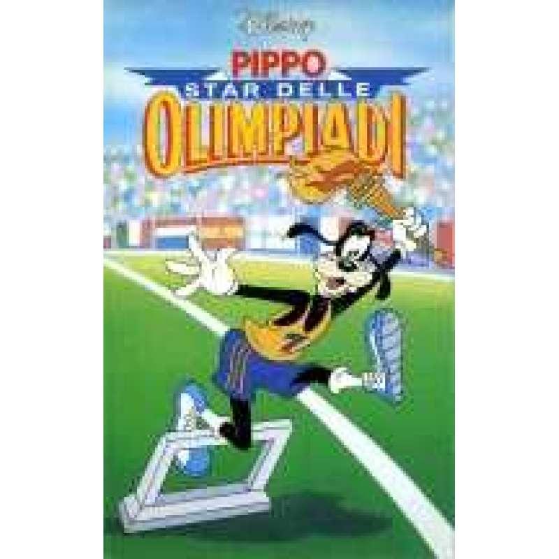 Pippo star delle olimpiadi
