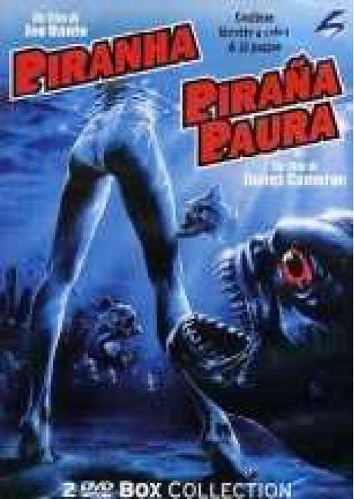 Piranha/Pirana paura (2 dvd)