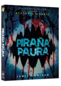 Pirana Paura (Special Edition Dvd+Blu-Ray+4 Cards)