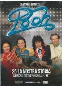 25 La Nostra storia - Pooh