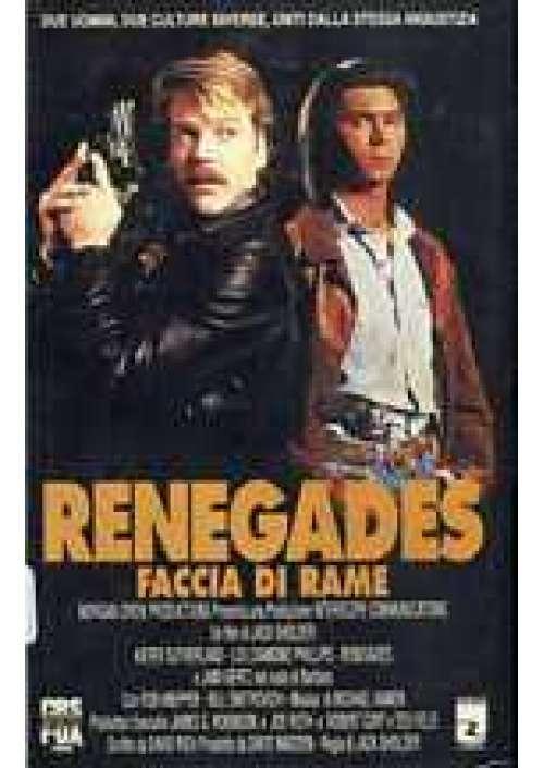 Renegades - Faccia di rame