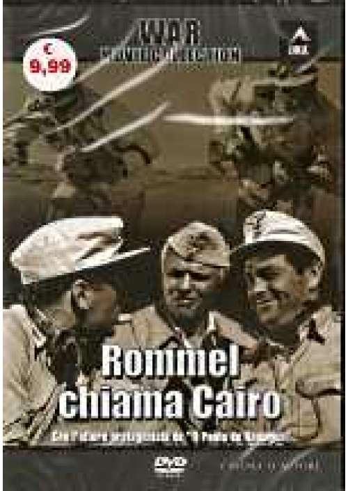 Rommel chiama Cairo