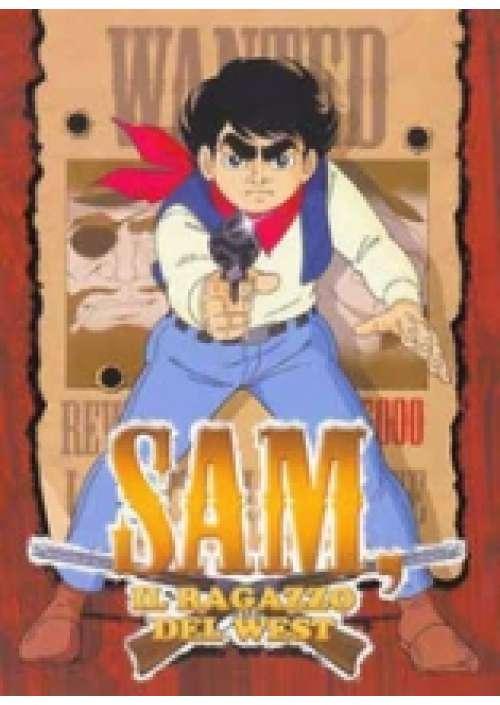 Sam il ragazzo del West  (8 dvd)