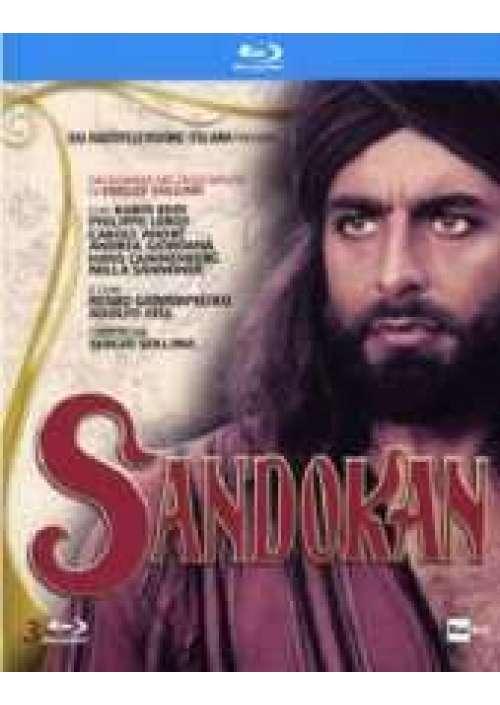 Sandokan (3 Blu Ray)