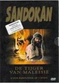 Sandokan box set (3 dvd)