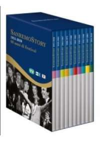 Sanremo Story  - Cofanetto 10 dvd