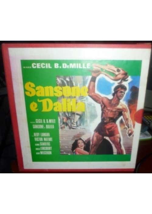 Sansone e Dalila (Super8)
