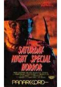 Saturday night special horror