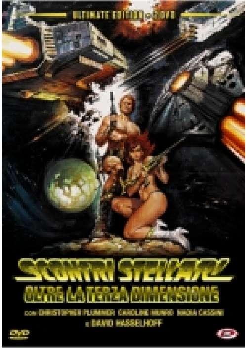 Star Crash - Scontri stellari oltre la terza dimensione (2 dvd)