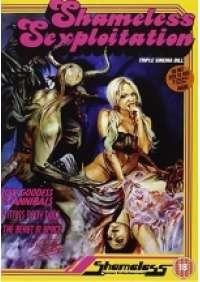 Shameless Sexploitation (3 dvd)