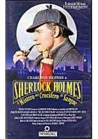 Sherlock Holmes - Il Mistero del Crocifero di sangue