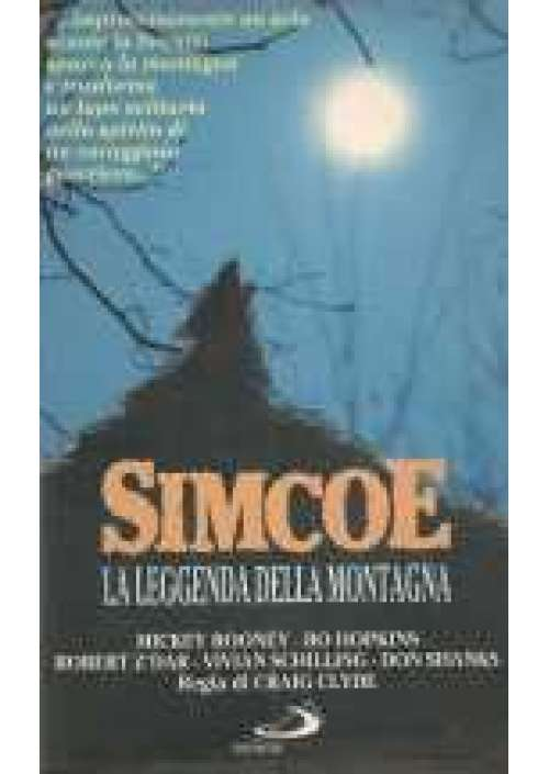 Simcoe - La Leggenda della montagna