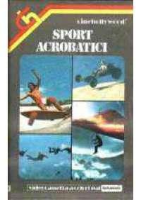 Sport acrobatici