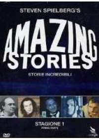Storie incredibili - stagione 1 - parte 1 (3 dvd)
