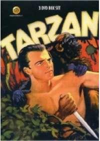 Tarzan Box Set (3 dvd)