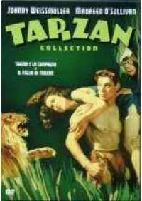 Tarzan l'uomo scimmia / La Fuga di Tarzan
