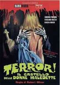 Terror! Il Castello delle donne maledette