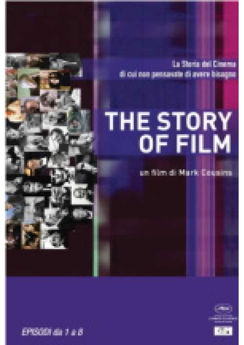 The Story of Film / The Story of Children (9 Dvd)